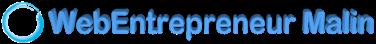 WebEntrepreneur Malin logo
